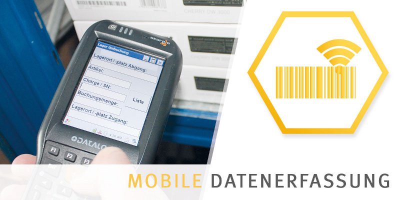 DELECO® - Datenerfassung goes mobile